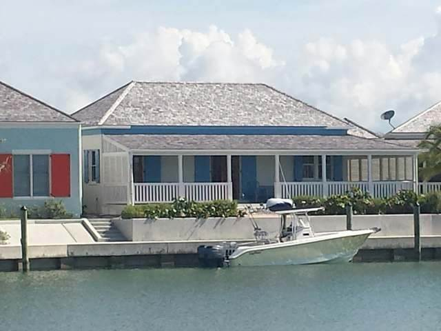 28. Single Family Homes for Sale at Carioca Cottage Schooner Bay, Abaco, Bahamas