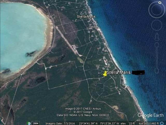 8. Terreno por un Venta en Airport Lot Stella Maris, Long Island, Bahamas