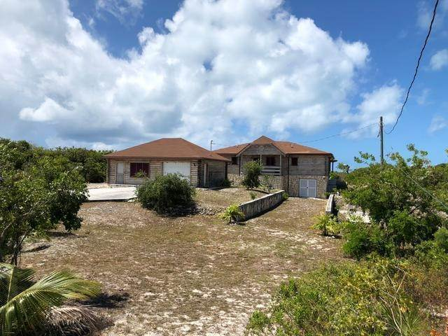 3. Single Family Homes por un Venta en Pigeon Cay, Cat Island, Bahamas