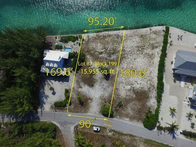 2. Land for Sale at Lot 87, Blk 199, TCB Treasure Cay, Abaco, Bahamas