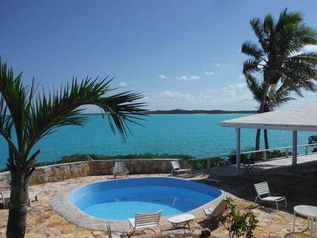 Single Family Homes for Sale at Water Front Property Hoopers Bay, Exuma, Bahamas