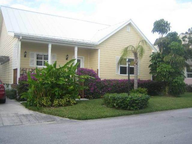 Single Family Homes for Rent at Shoreline Lucaya, Freeport and Grand Bahama, Bahamas