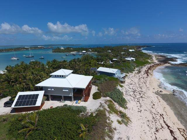 5. Single Family Homes for Sale at Little Harbour, Abaco, Bahamas