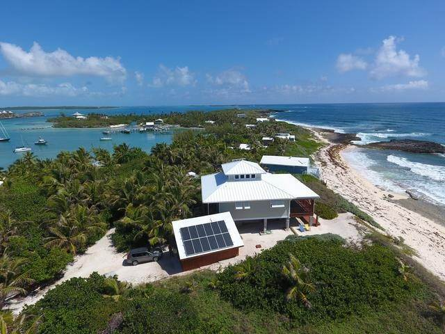 6. Single Family Homes for Sale at Little Harbour, Abaco, Bahamas