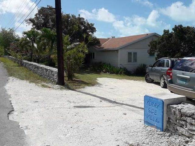 5. Single Family Homes por un Venta en Ferry Side Villa Little Exuma, Exuma, Bahamas
