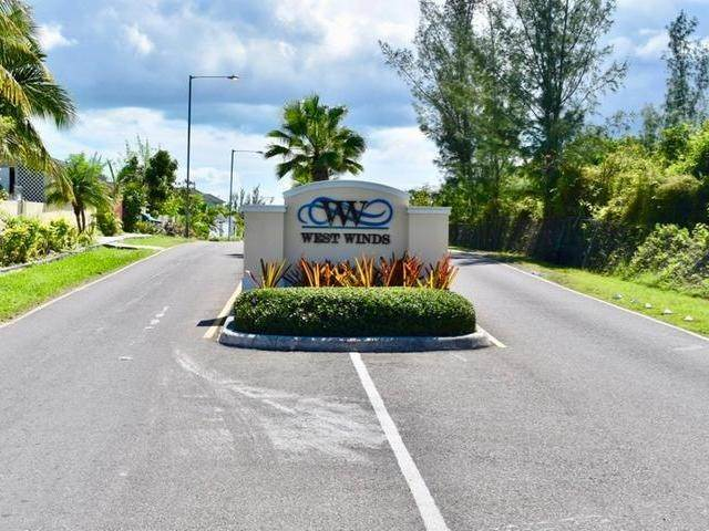 Land for Sale at Single Family Lot West Winds, West Bay Street, Nassau And Paradise Island Bahamas
