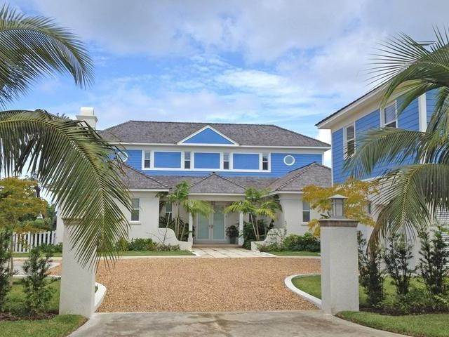 Single Family Homes for Sale at Old Fort Bay, Nassau And Paradise Island, Bahamas