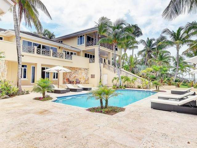 Single Family Homes por un Venta en Old Fort Bay, Nueva Providencia / Nassau, Bahamas