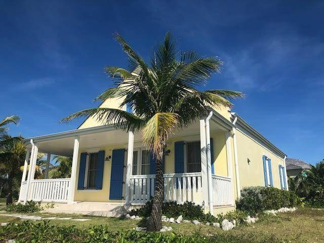 3. Single Family Homes for Sale at Schooner Bay, Abaco, Bahamas