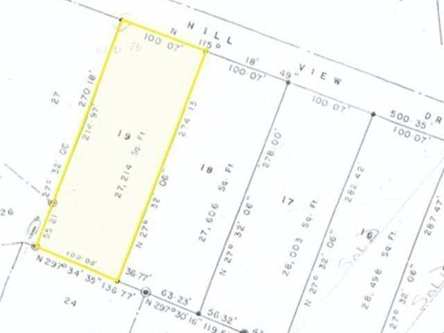 10. Land for Sale at Lot #19 Hillview Dr. Winton Estates, Winton, Nassau And Paradise Island Bahamas