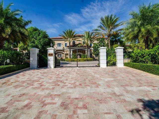 33. Single Family Homes for Sale at Lyford Cay, Nassau And Paradise Island, Bahamas
