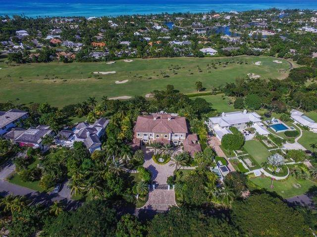 35. Single Family Homes for Sale at Lyford Cay, Nassau And Paradise Island, Bahamas