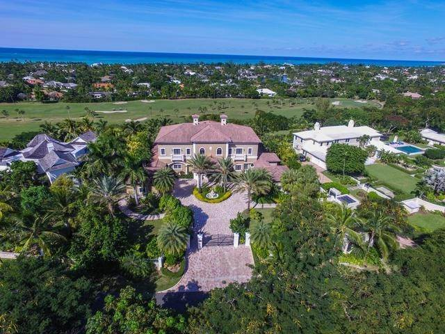 39. Single Family Homes for Sale at Lyford Cay, Nassau And Paradise Island, Bahamas