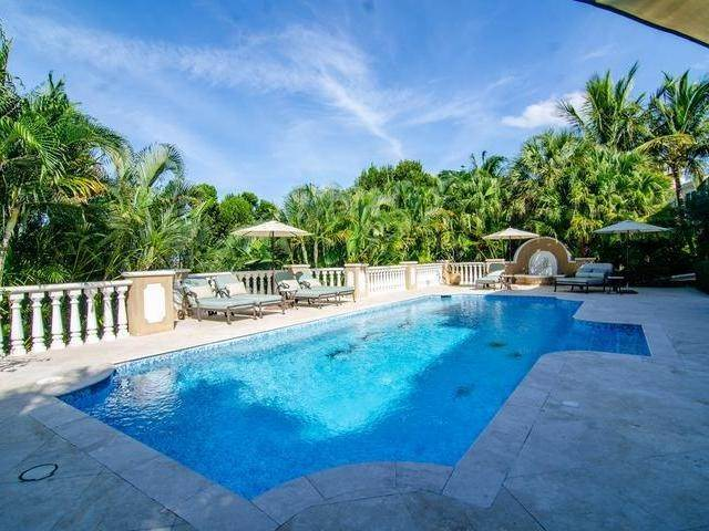 45. Single Family Homes for Sale at Lyford Cay, Nassau And Paradise Island, Bahamas