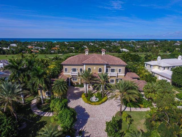 52. Single Family Homes for Sale at Lyford Cay, Nassau And Paradise Island, Bahamas