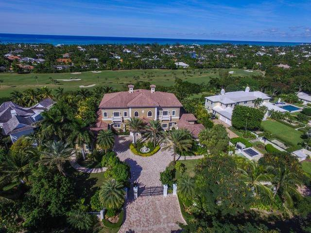 58. Single Family Homes for Sale at Lyford Cay, Nassau And Paradise Island, Bahamas