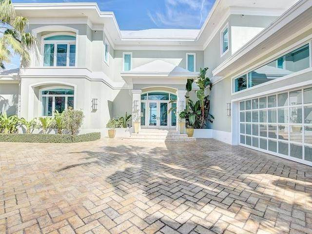 Single Family Homes for Sale at Villa Swn-y-mor Ocean Club Estates, Paradise Island, Nassau And Paradise Island Bahamas