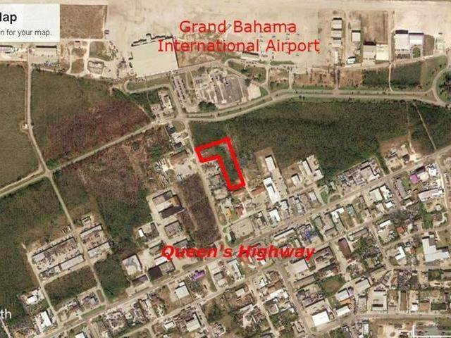 Terreno por un Alquiler en CIA Commercial Lot Civic Industrial Area, Gran Bahama Freeport, Bahamas