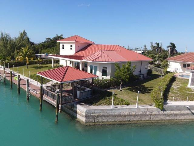 Single Family Homes for Sale at Bahamia, Freeport and Grand Bahama, Bahamas