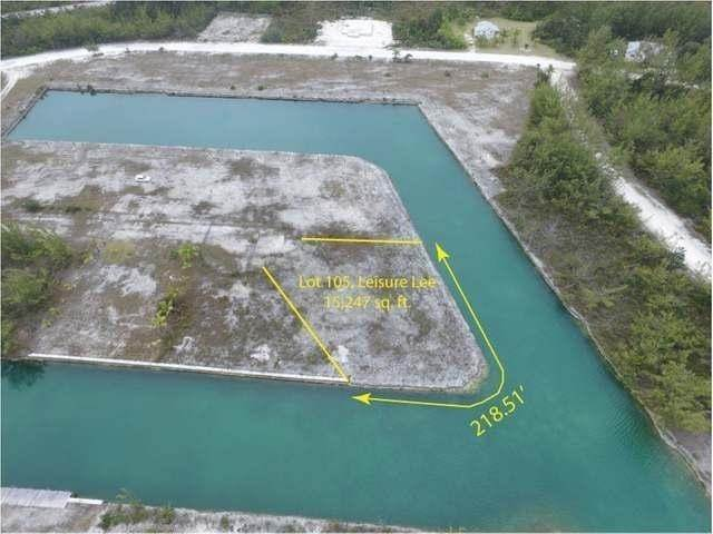 Land for Sale at Leisure Lee, Abaco, Bahamas