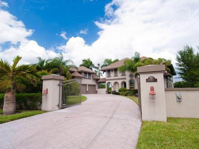 Single Family Homes for Sale at Fortune Bay, Freeport And Grand Bahama, Bahamas