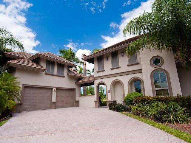 2. Single Family Homes for Sale at Fortune Bay, Freeport And Grand Bahama, Bahamas