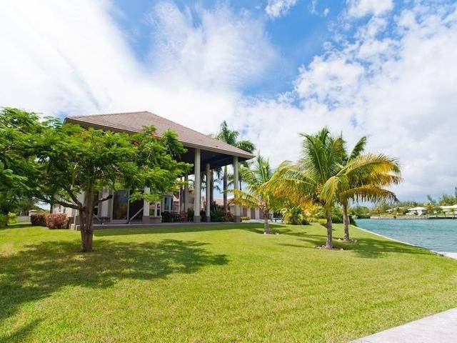 39. Single Family Homes for Sale at Fortune Bay, Freeport And Grand Bahama, Bahamas