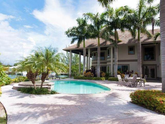 44. Single Family Homes for Sale at Fortune Bay, Freeport And Grand Bahama, Bahamas