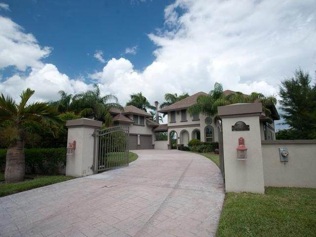 53. Single Family Homes for Sale at Fortune Bay, Freeport And Grand Bahama, Bahamas