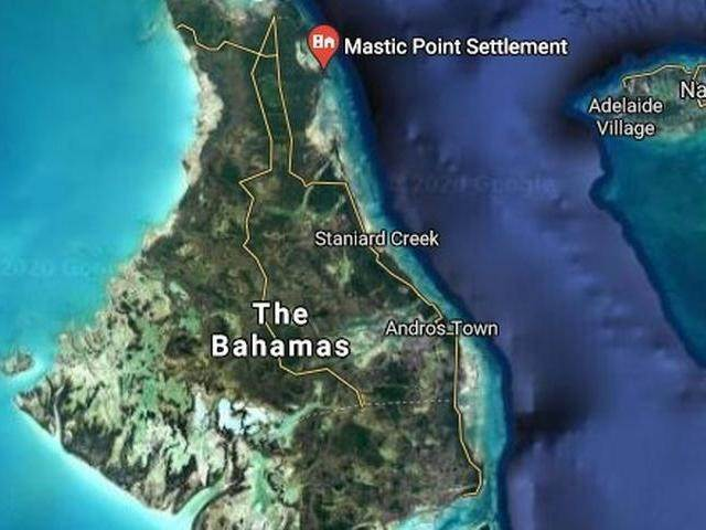 3. Land for Sale at Mastic Point, Andros, Bahamas