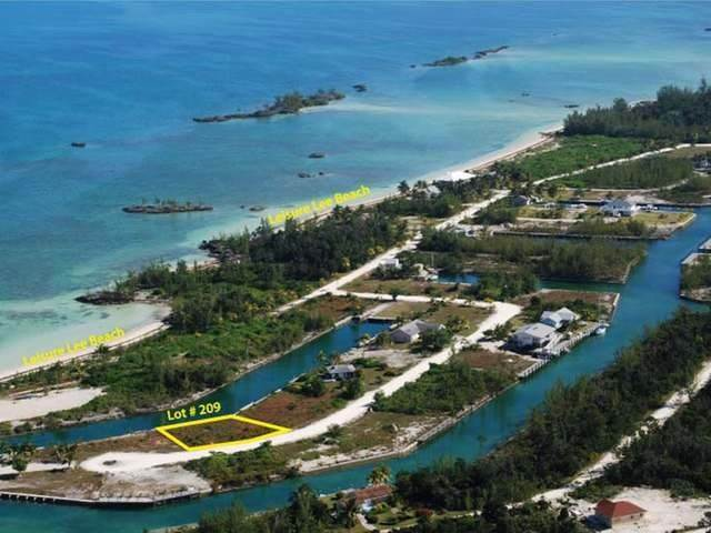 Land for Sale at Lot 209, Leisure Lee Leisure Lee, Abaco, Bahamas