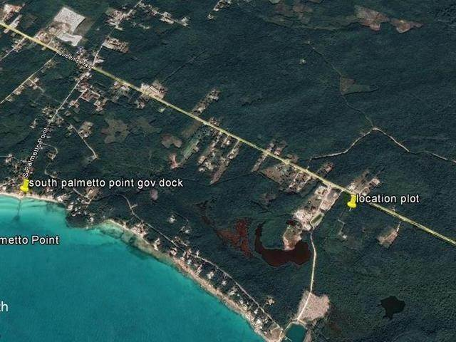Land for Sale at Multi-family Lot #7 South Palmetto Point, Palmetto Point, Eleuthera Bahamas