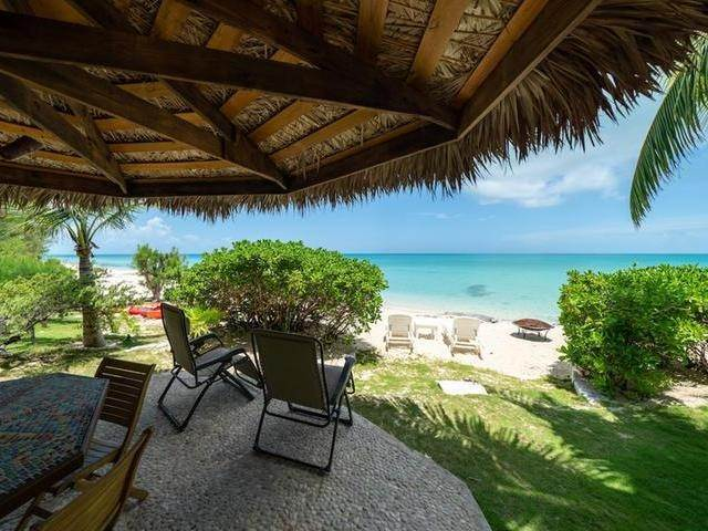 4. Single Family Homes for Sale at Current House Current, Eleuthera, Bahamas
