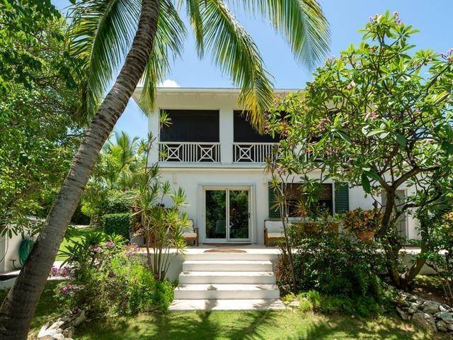 7. Single Family Homes for Sale at Current House Current, Eleuthera, Bahamas