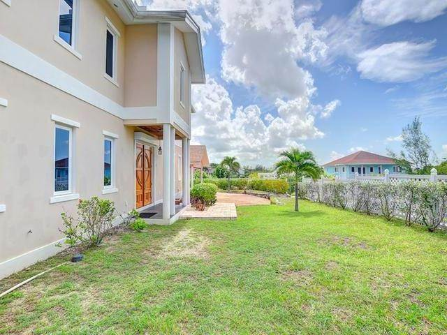 35. Single Family Homes for Sale at Saffron Hill, West Bay Street, Nassau And Paradise Island Bahamas