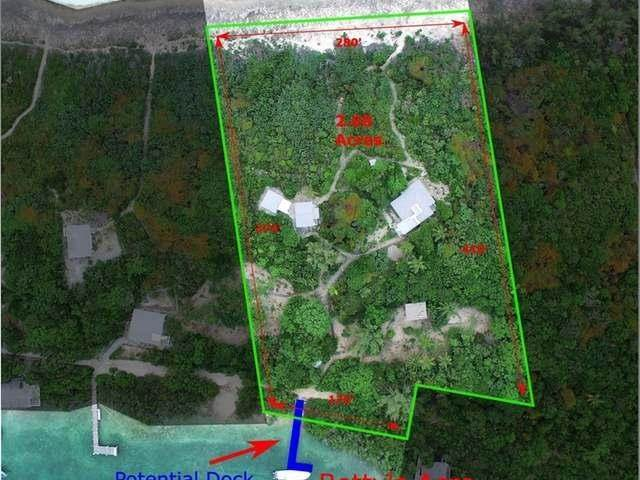 2. Single Family Homes por un Venta en Man-O-War Cay, Abaco, Bahamas