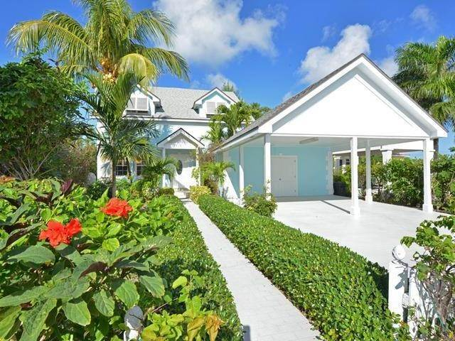 Single Family Homes por un Alquiler en Sandyport, Cable Beach, Nueva Providencia / Nassau Bahamas