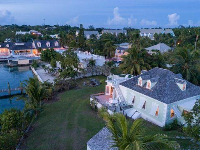 Single Family Homes for Sale at The Battery Harbour Island, Eleuthera, Bahamas