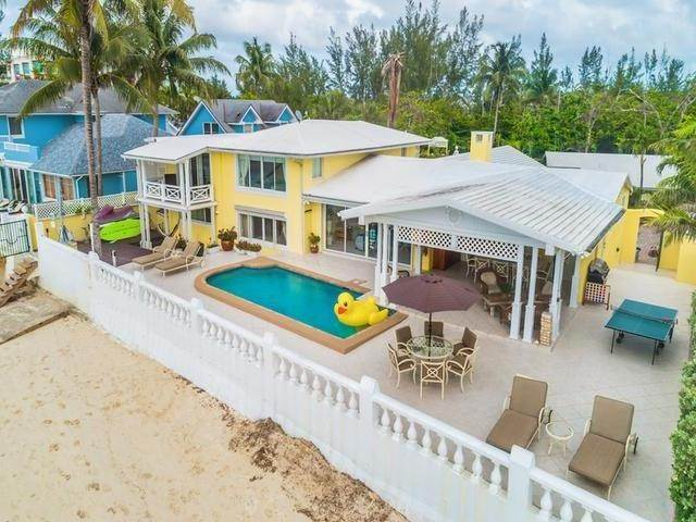 2. Single Family Homes for Sale at Cable Beach, Nassau And Paradise Island, Bahamas