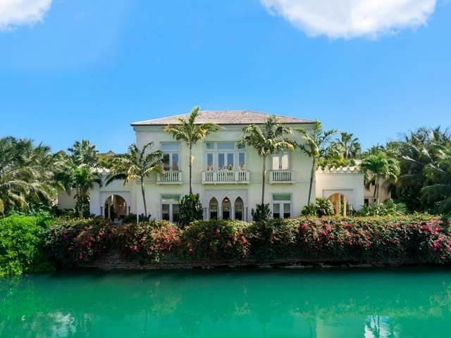 Single Family Homes for Sale at Conchrest Old Fort Bay, Nassau And Paradise Island, Bahamas
