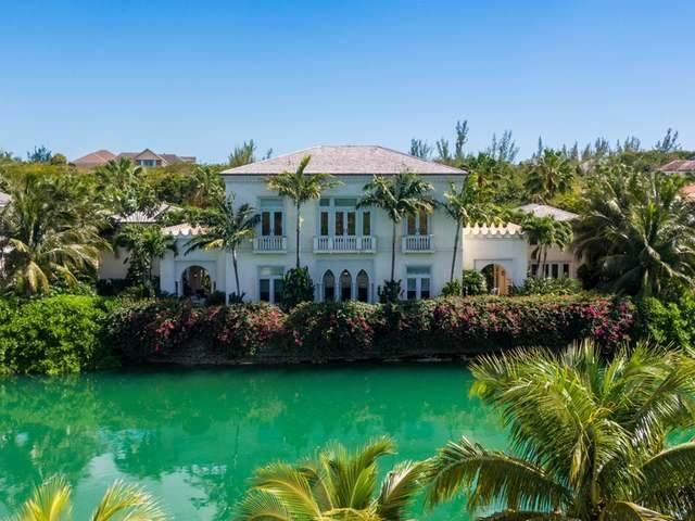 39. Single Family Homes for Sale at Conchrest Old Fort Bay, Nassau And Paradise Island, Bahamas