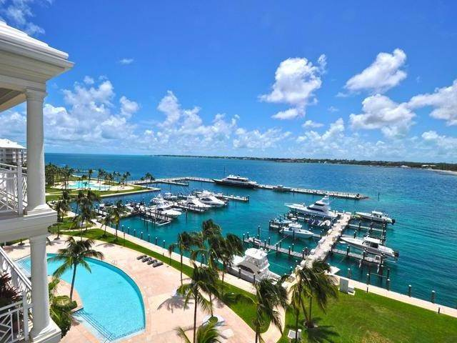 Co-op / Condo for Sale at Penthouse Ocean Club Ocean Club Estates, Paradise Island, Nassau And Paradise Island Bahamas