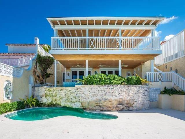 12. Single Family Homes por un Venta en Old Fort Bay, Nueva Providencia / Nassau, Bahamas