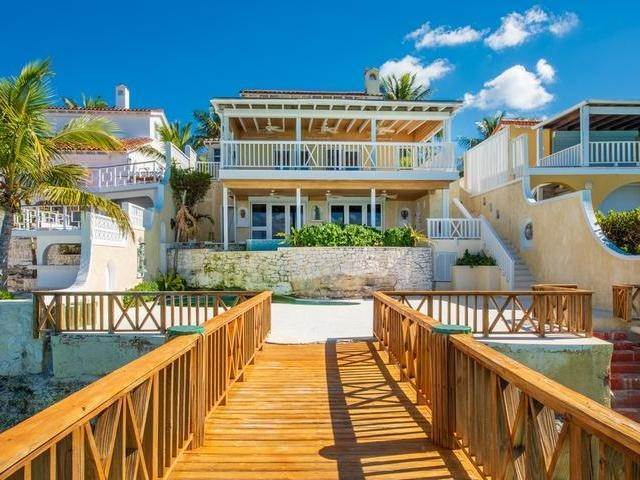 2. Single Family Homes por un Venta en Old Fort Bay, Nueva Providencia / Nassau, Bahamas