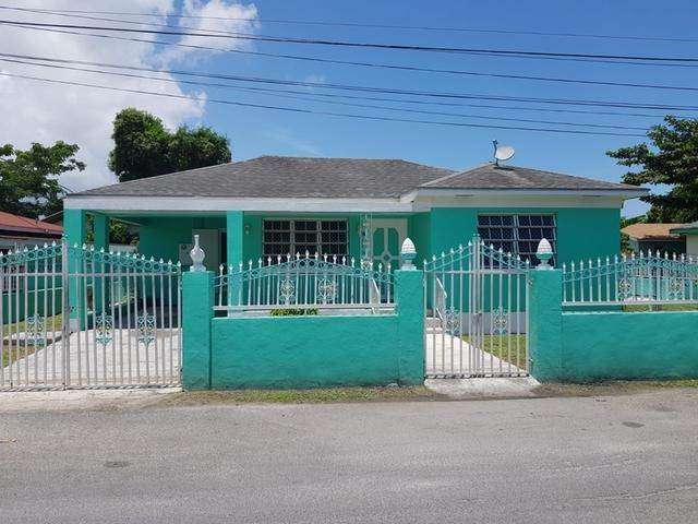 Single Family Homes for Sale at Lot 8, Major Sub. Collins Ave, Nassau And Paradise Island, Bahamas