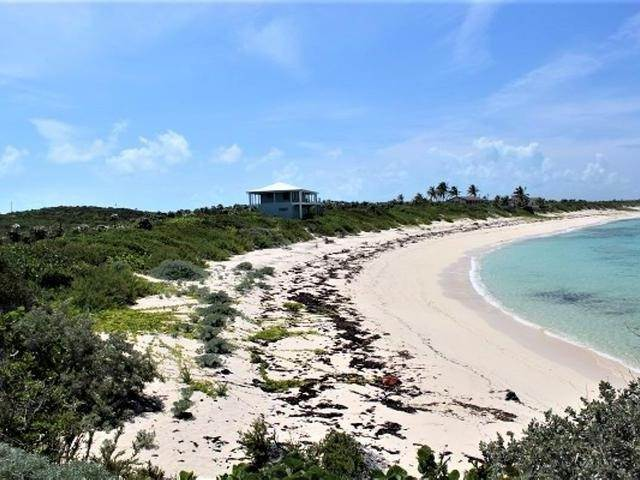 Land for Sale at Beach Front Lot McKanns, Long Island, Bahamas