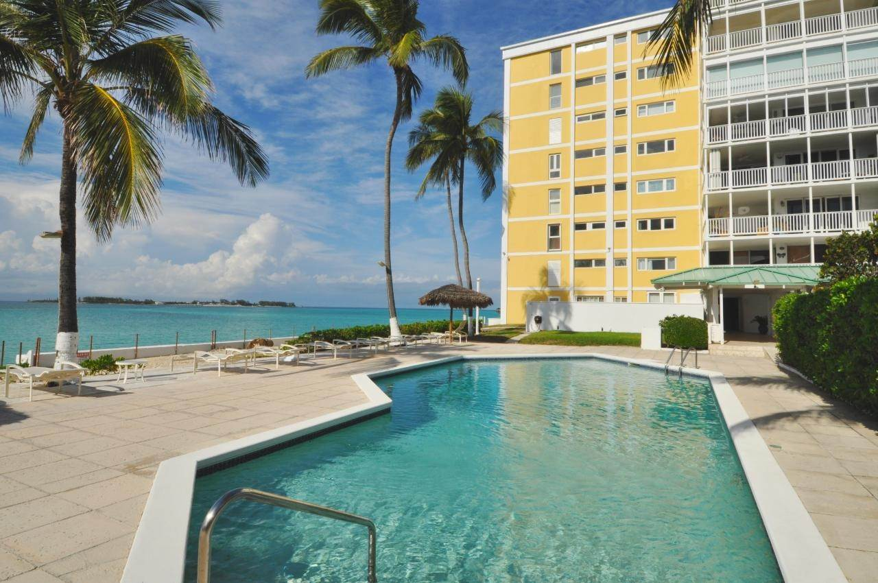 Co-op / Condo for Sale at 4B Conchrest Condo Conchrest, Cable Beach, Nassau And Paradise Island Bahamas