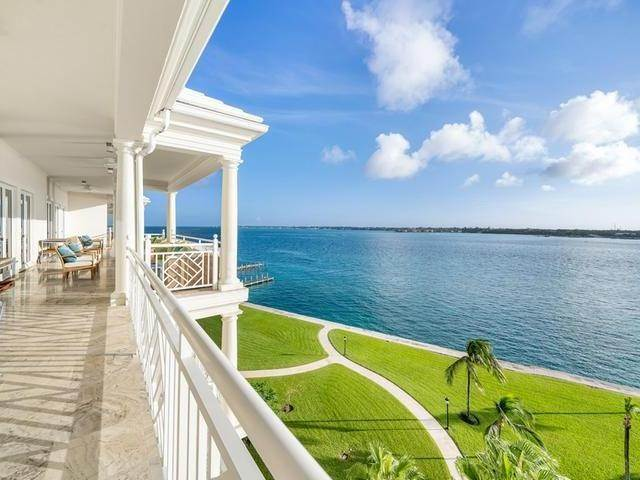 Co-op / Condo for Sale at Ocean Club Residence Ocean Club Estates, Paradise Island, Nassau And Paradise Island Bahamas