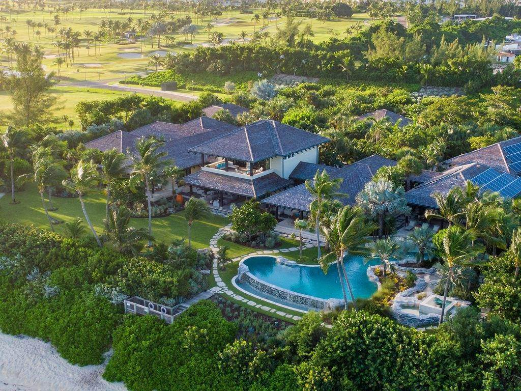 2. Single Family Homes for Sale at Beachfront Estate Ocean Club Estates, Paradise Island, Nassau And Paradise Island Bahamas