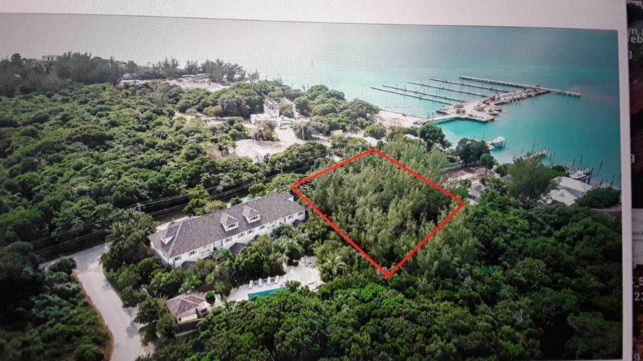 Land for Sale at Triana Shores Harbour Island, Eleuthera, Bahamas
